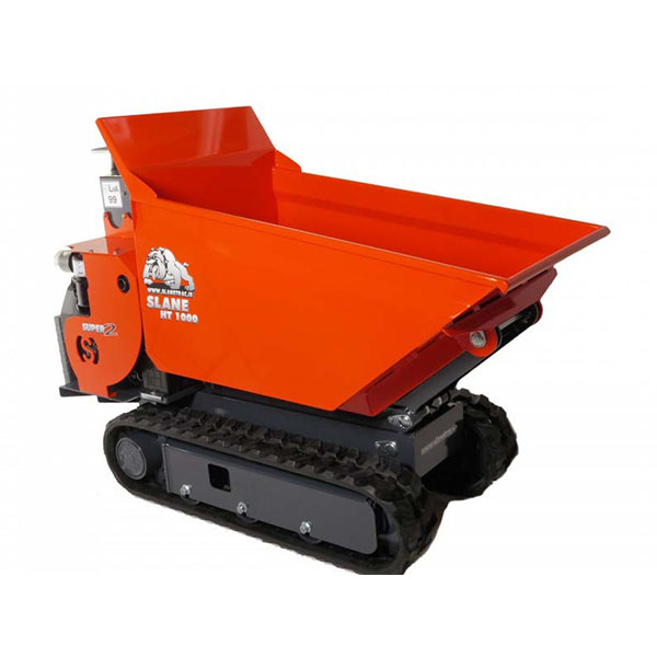 Slanetrack mini dumper