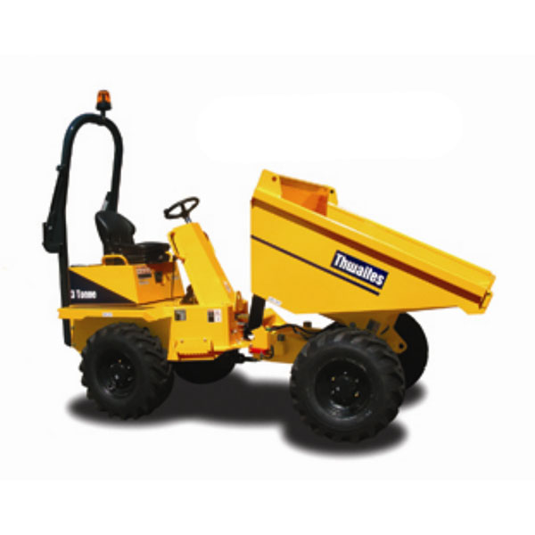 Thwaites dumper side view