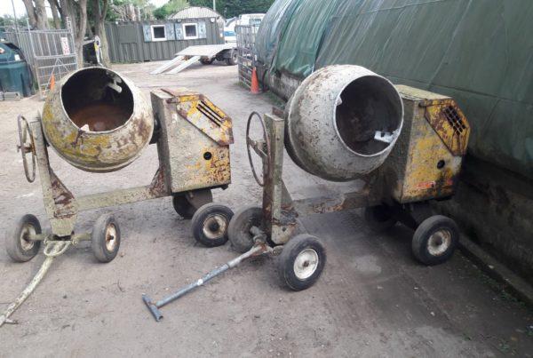 lister diesel engine winget mixers